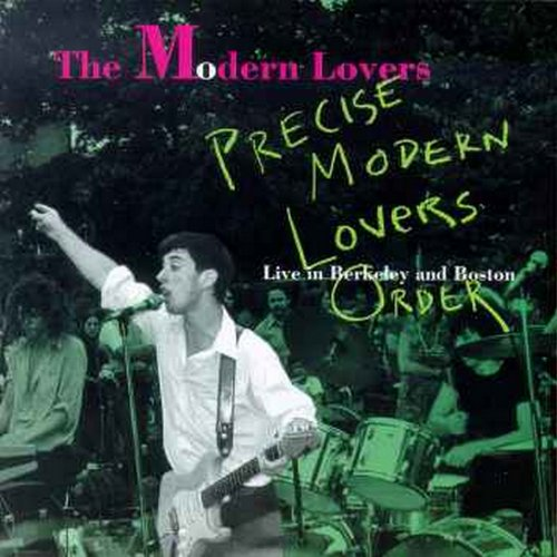 Precise Modern Lovers Order: The Modern Lovers Live In Berkeley And Boston by RICHMAN,JONATHAN (Image #2)