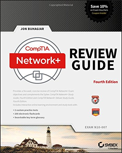 CompTIA Network+ Review Guide: Exam N10-007