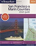 San Francisco and Marin Counties Street Guide, , 052885528X