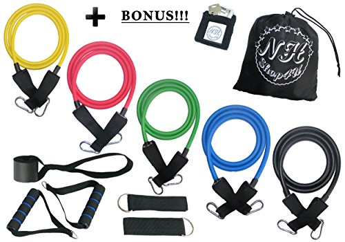 NH Shop4U Resistance Physical Training Carrying product image