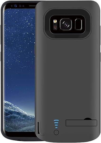 Amazon.com: runsy Samsung Galaxy S8 Caso, 5000 mAh ...
