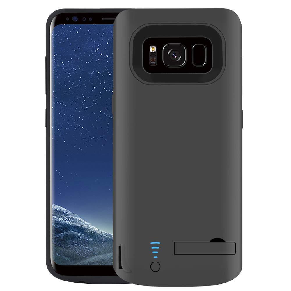 Funda Con Bateria de 6500mah para Samsung Galaxy S8 Plus RUNSY [784Y8ZLP]
