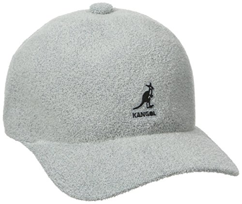Kangol Men's Bermuda Spacecap, Grey, Large