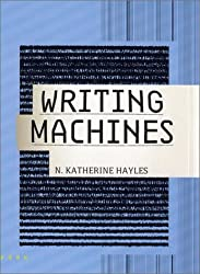 Writing Machines (Mediaworks Pamphlets)
