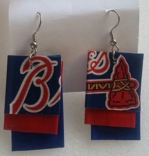 Atlanta Braves MLB Earrings ()