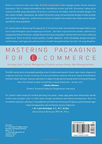 Mastering Packaging For E Commerce Indonesian Edition Julianti