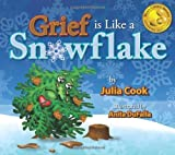 img - for [(Grief Is Like a Snowflake Activity and Idea Book)] [Author: Julia Cook] published on (September, 2011) book / textbook / text book
