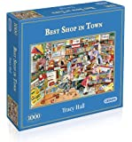 Gibsons Best Shop in Town Jigsaw Puzzle (1000 pieces)