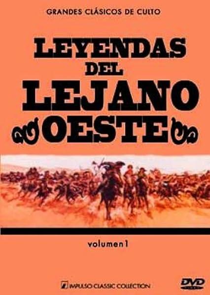 Pack Leyendas Del Lejano Oeste 1 [DVD]: Amazon.es: Cine y Series TV