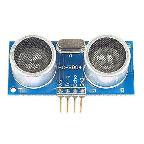 SainSmart HC-SR04 Ranging Detector Mod Distance Sensor (Blue) (Pic Wireless Controller)
