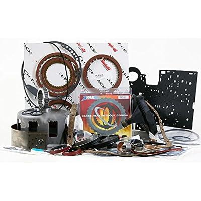 4L60E Transmission Level 2 High Performance Rebuild Kit 1997-2003: Automotive