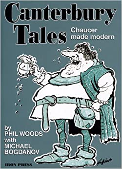 Book Canterbury Tales: Chaucer Made Modern: Play