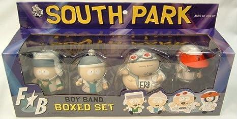 Mezco South Park Boy Band Deluxe Set 23500 MEZ23500DAP
