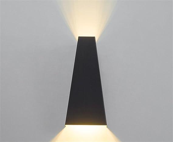 Plafoniere Da Parete : Liyan led applique da parete muro lampade illuminazione a