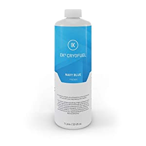 EKWB EK-CryoFuel Premix Coolant, 1000mL, Navy Blue