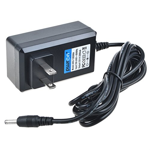 PwrON 6.6 FT Long 12V AC to DC Power Adapter Charger for Velocity Micro Cruz Reader R101 R102 R103 (Cruz Reader R102 Charger)