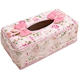 Kylin Express Home/Office/Car Decor Tissue Box Napkin Box Case Rectangle Tissue Holders