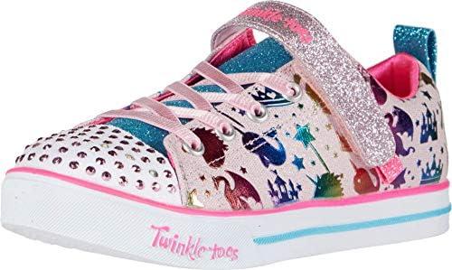 Skechers girls Lighted Twinkle Toes