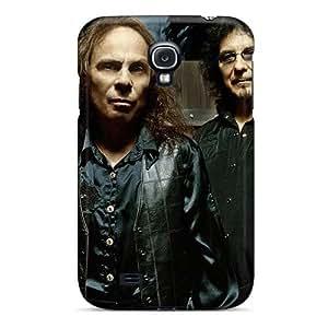 Samsung Galaxy S4 KHb8668XRhd Unique Design Attractive Black Sabbath Band Skin Durable Hard Cell-phone Case -ElijahFenn