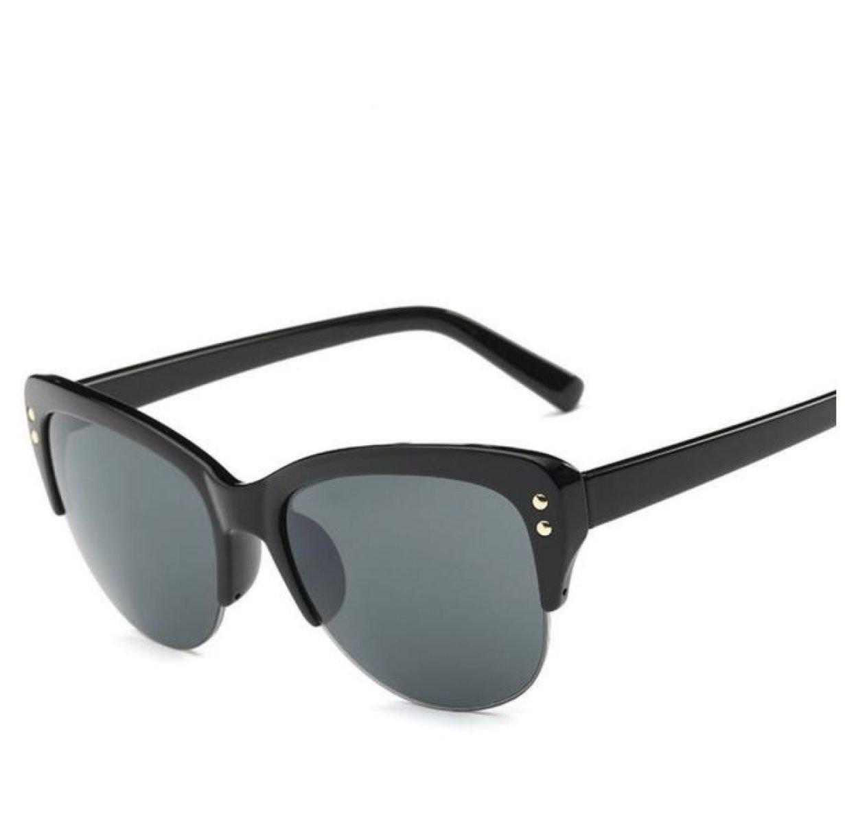 Neue Augenmode Katze Sonnenbrille Frau Bunte Sonnenbrille,A5IceBlueTablets