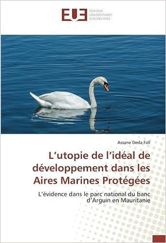Lutopie De Lidéal De Développement Dans Les Aires Marines