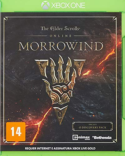 The Elder Scrolls Online Morrowind - Complete Edition - Xbox One
