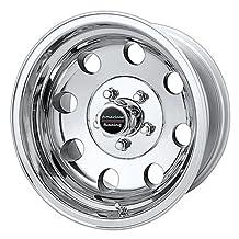 American Racing Custom Wheels AR172 Baja Polished Wheel (15x7/5x114.3mm, -6mm offset) by American Racing