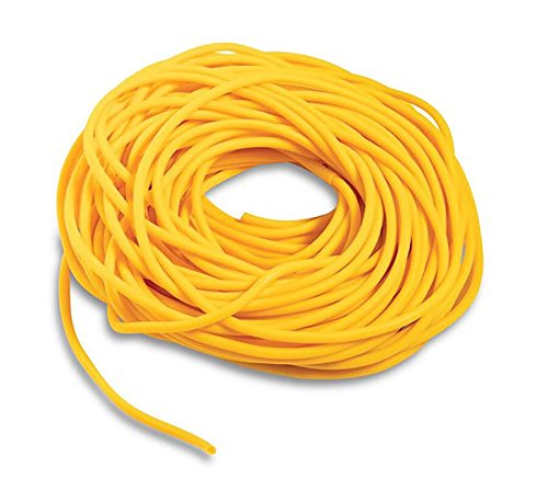 CanDo 081063890 Exercise Tubing, Level 1, Yellow, x-Light