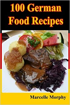 100 German Food Recipes