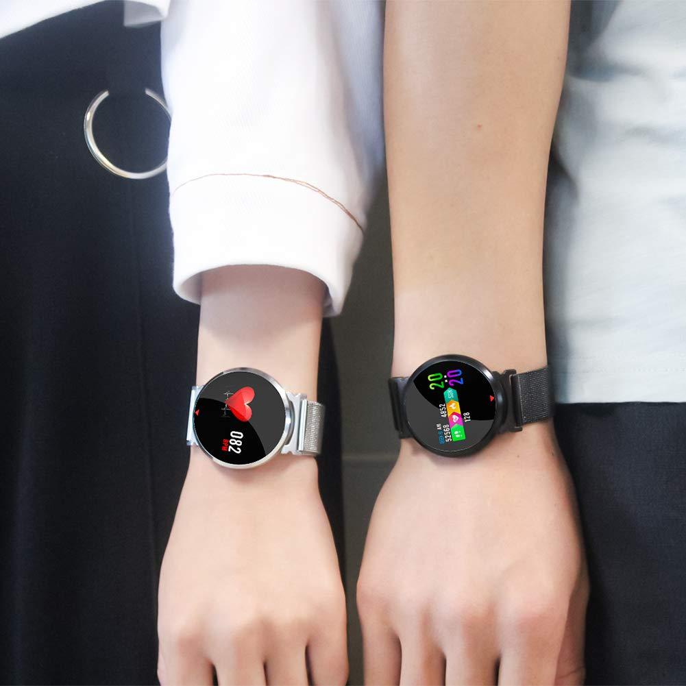 Reloj inteligente Bluetooth, reloj Bluetooth para iPhone ...