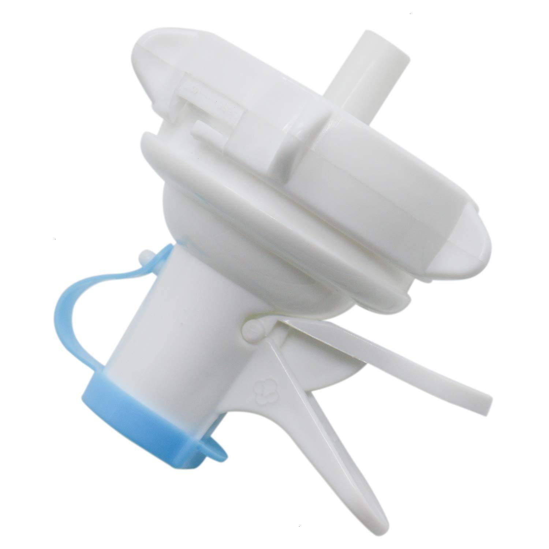 HUELE Water Dispenser Valve for Crown Top Jug Bottle Plastic Spigot Faucet Valve