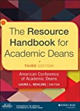 img - for The Resource Handbook for Academic Deans by Behling Laura L. (2014-01-13) Hardcover book / textbook / text book