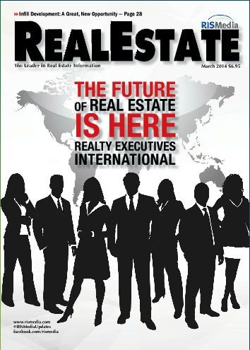 Real Estate, Magazine, March 2014, Realty Executives International