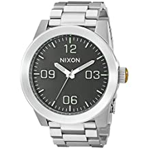 Nixon Men's A3461956 Pacific Station Corporal SS Watch