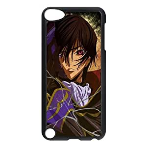 Special Lovely Nostalgic Code Geass iPod Touch 5 Case Black Benefit Cool LHWANGN040653