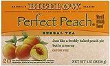 Bigelow Tea Peach Tea, 20 Count