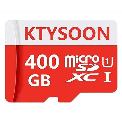 Tarjeta Micro SD de 400 GB Micro SD/HC Clase 10 de Alta ...