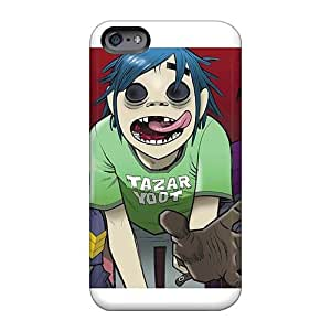 Shockproof Hard Cell-phone Cases For Iphone 6 (UCb9740ggNZ) Support Personal Customs Realistic Gorillaz Band Pictures