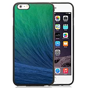 Apple mac os x mavericks Silicone TPU iPhone 6plus 5.5 Inch Protective Phone Case