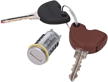 OEM Vespa Keys with Transponder Cylinder Locks for for Vespa Primavera Sprint GTS Super GTV GT 60 GT 125 200 250 300 577454 1B004727R
