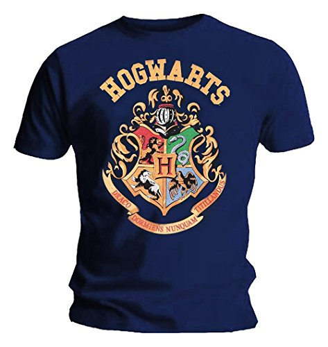 Ripleys Clothing Harry Potter 'Crest' T-Shirt