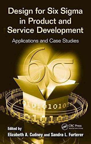 [(Design for Six Sigma in Product and Service Development : Applications and Case Studies)] [Edited by Elizabeth A. Cudney ] published on (June, 2012) thumbnail