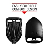 Go-Military-Shovel-Cool-Foldable-Black-Portable-4-in-1-Iron-Shovel-with-Triangle-Handle-and-Carrying-Case-Adjustable-into-Pickaxe-Hoe-Blade-for-Garden-Military-Survival-1035