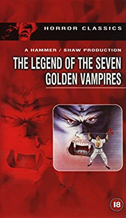 Legend of the 7 golden vampires [Alemania] [VHS]: Amazon.es ...