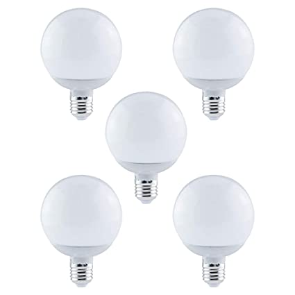 LED Bombilla IP20 SMD 2835 LED ahorro de energía bombillas - 5 pack E27 Edison Ultra