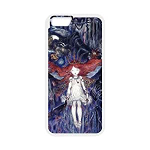 child of light iPhone 6 Plus 5.5 Inch Cell Phone Case White 53Go-025320