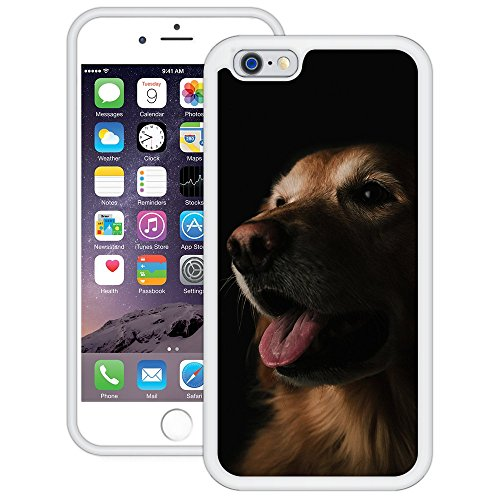 Labrador-Hund   Handgefertigt   iPhone 6 6s (4,7')   Weiß Hülle
