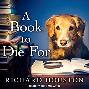 A Book to Die For Audiobook