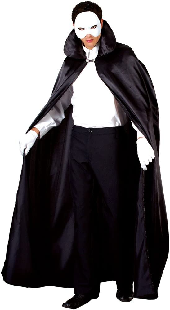 Phantom of The Opera Mens Fancy Dress Costume Plus Size (disfraz ...
