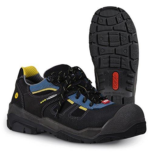Ejendals Jalas 1548 Route Chaussures de sécurité Taille 47